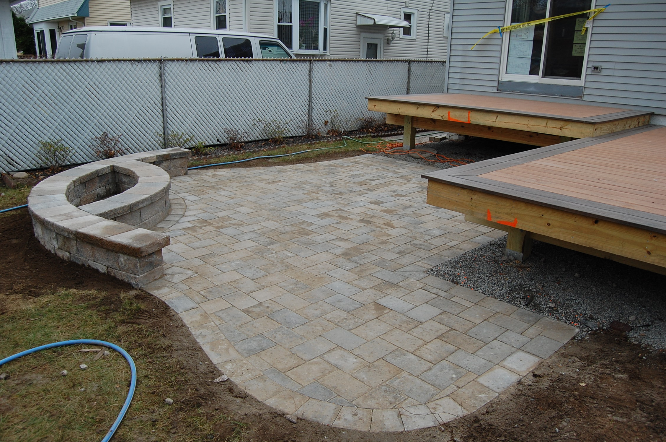 At Bergen Decks, We Look At The Backyard As Blank Canvas And Are Able To  Blend Building Materials And Techniques To Create A Plan That Is Open,  Inviting And ...